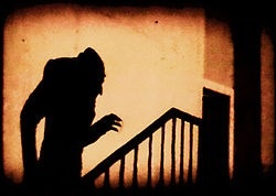 Cliff Retallick Performs a live score to the ever spooky Nosferatu